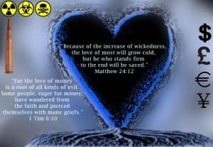 Love of Money, Increase of Wickedness