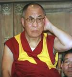 dalai lama demonized