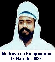 Maitreya is a False Christ