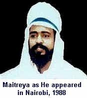 Maitreya is a False Christ