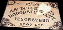 The Ouija Board is demonic